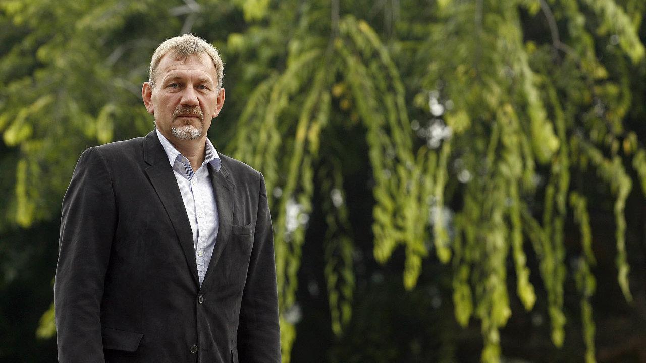 Ve středu má narozeniny Pavel Stuchlík (56), člen představenstva, Lama Energy Group.