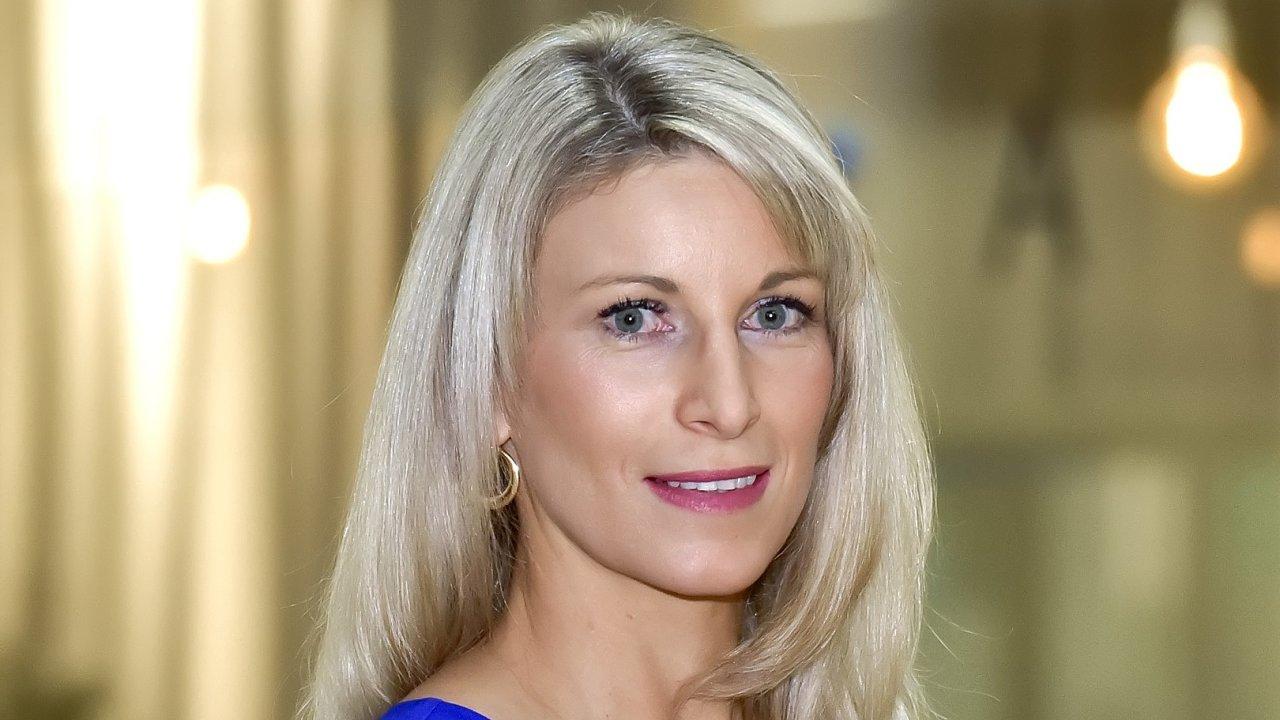 Lucie Jamborová, firemní právnička společnosti HARTMANN – RICO
