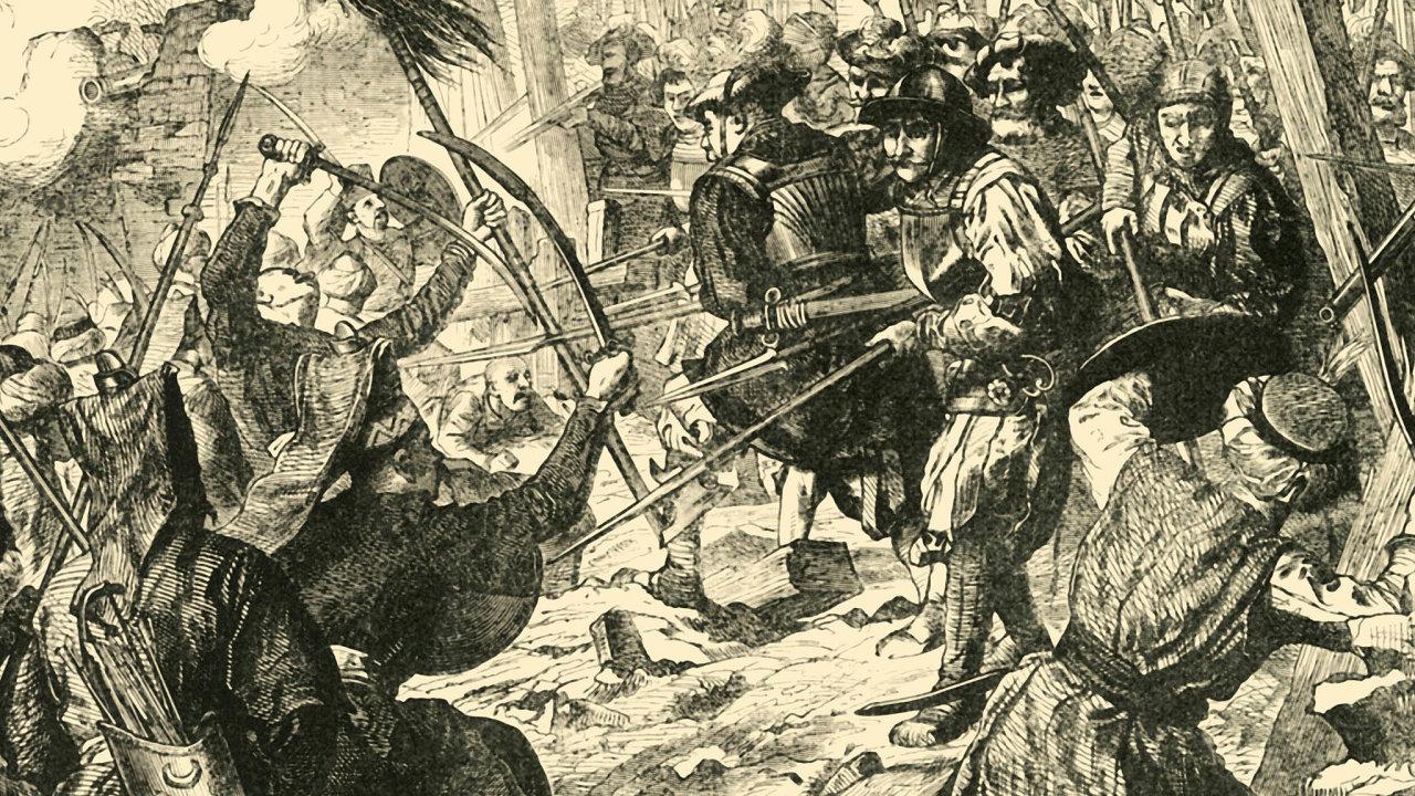 Turecká armáda byla obávaná v celé Evropě. V 16. století více než 100 tisíc válečníků osmanské říše, včetně elitních janičářů, dokonce obléhalo Vídeň.
