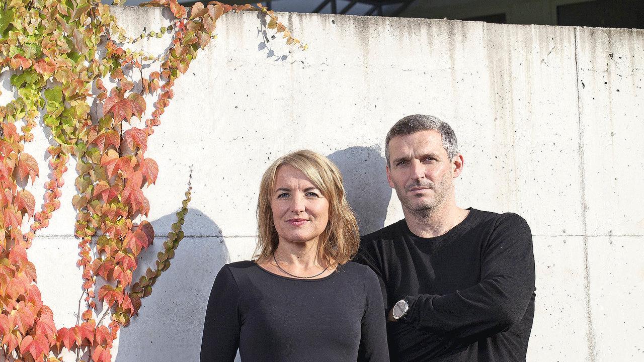 Eva a Zdeněk Eichlerovi
