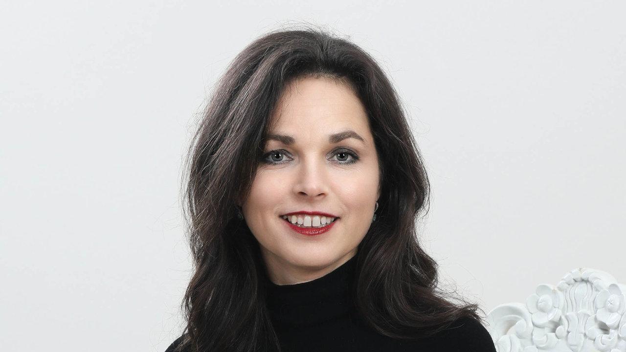 Radka Vladyková.