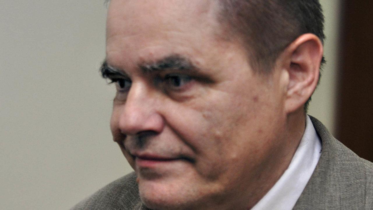 Soudce Vrchního soudu vPraze Zdeněk Sovák na snímku z roku 2008.