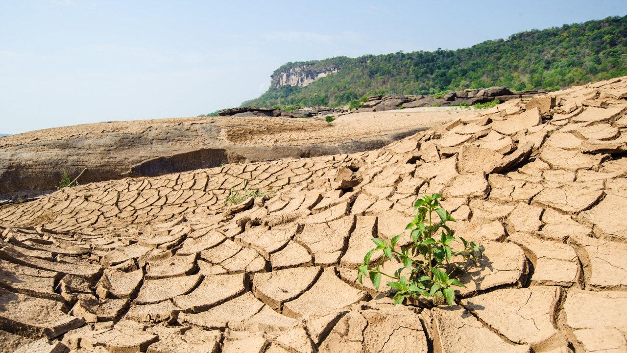 Kontext klimatická změna