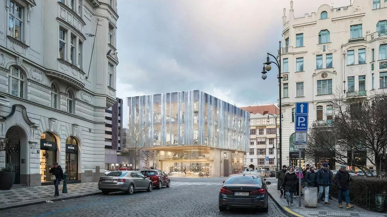 Hotel InterContinental na pražskémStarém Městě