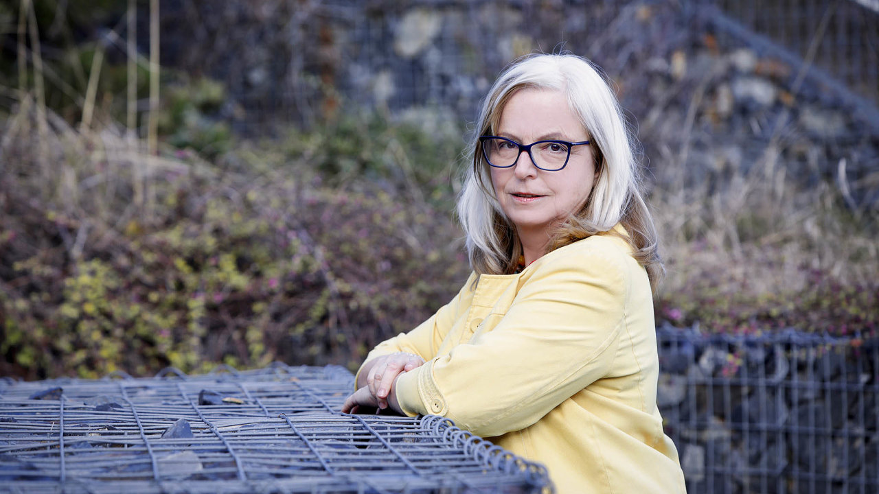Demografka Dagmar Dzúrová.