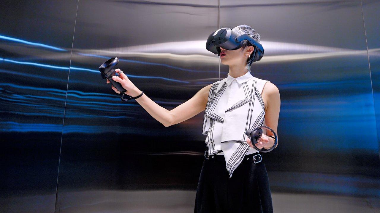 Nové headsety HTC nabízí rozlišení 5K a přirozený pohled do virtuální reality.