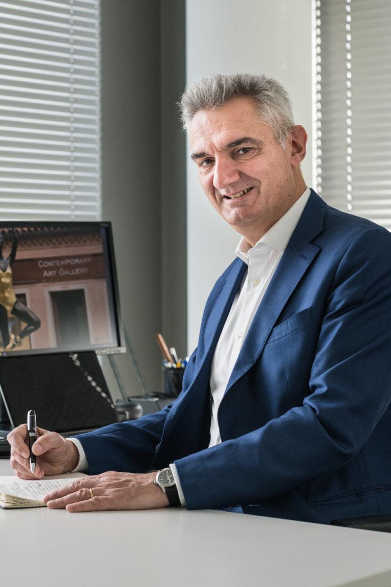 Roberto Libonati, generální ředitel Accenture v České republice