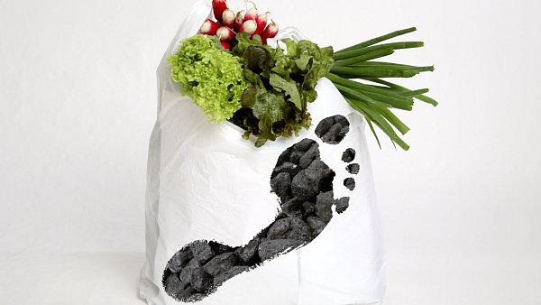 Různé jídlo má různou uhlíkovou stopu