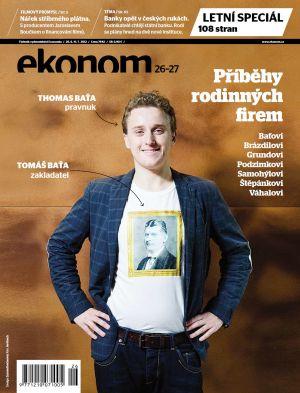 Týdeník Ekonom - č. 26-27/2012
