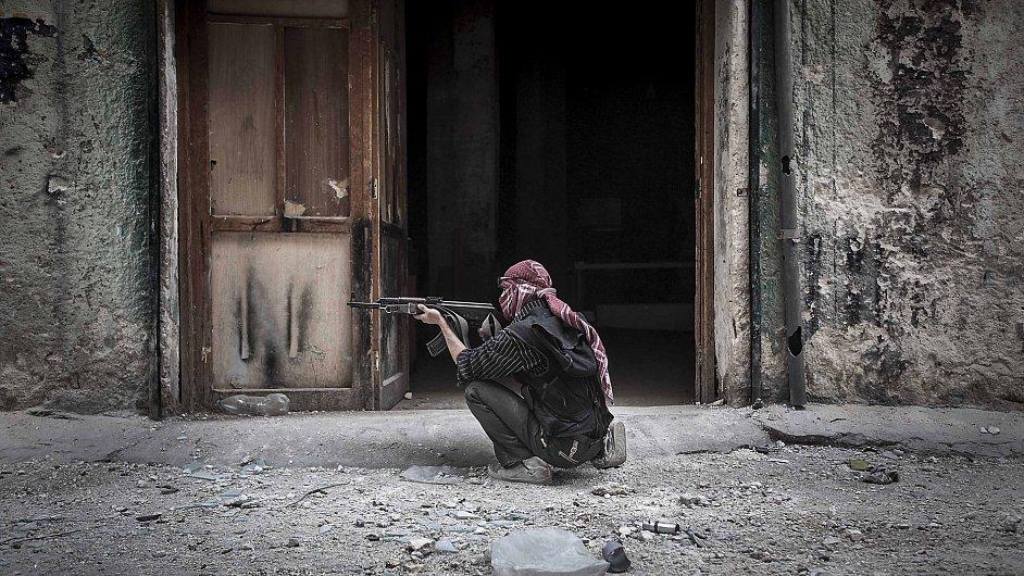 Bojovník Syrské svobodné armády