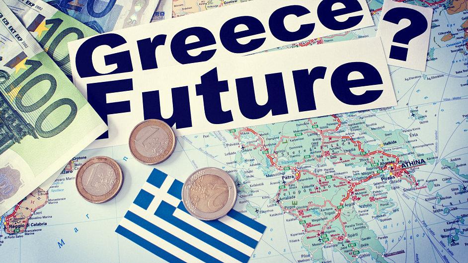 Na zpětném odkupu řeckých dluhopisů vydělají hedgeové fondy