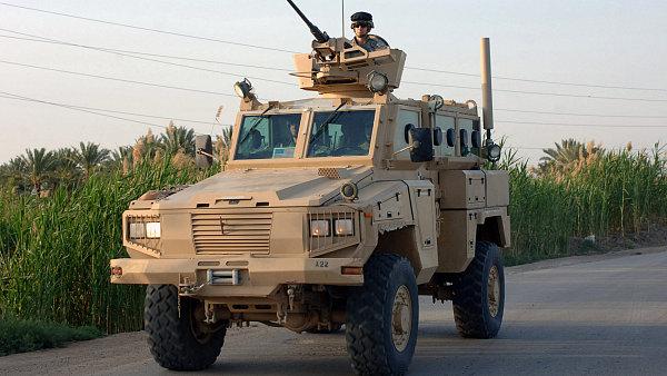 MRAP RG 31