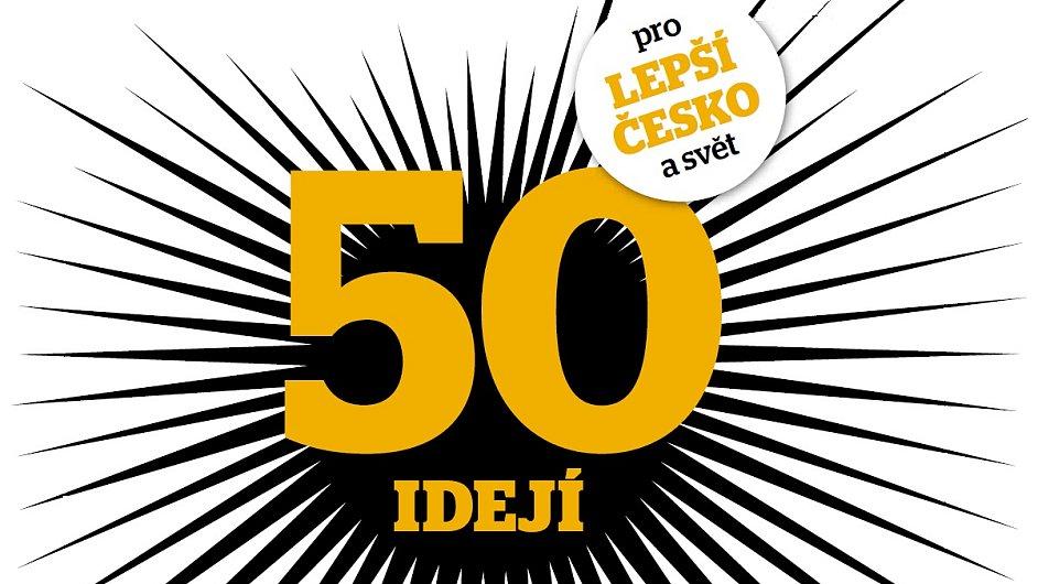 50 idejí pro lepší Česko a svět