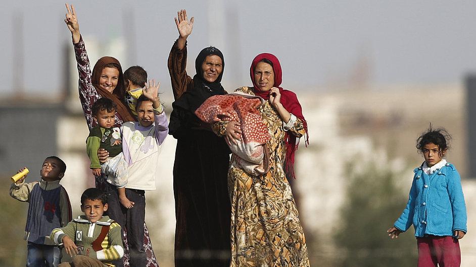 Ženy v Sýrii