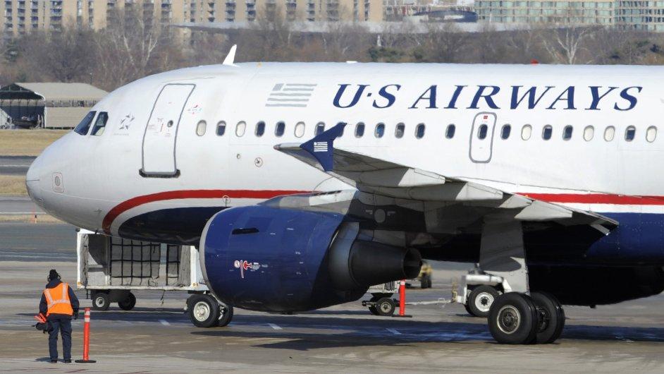 US Airways se spojí s American Airlines