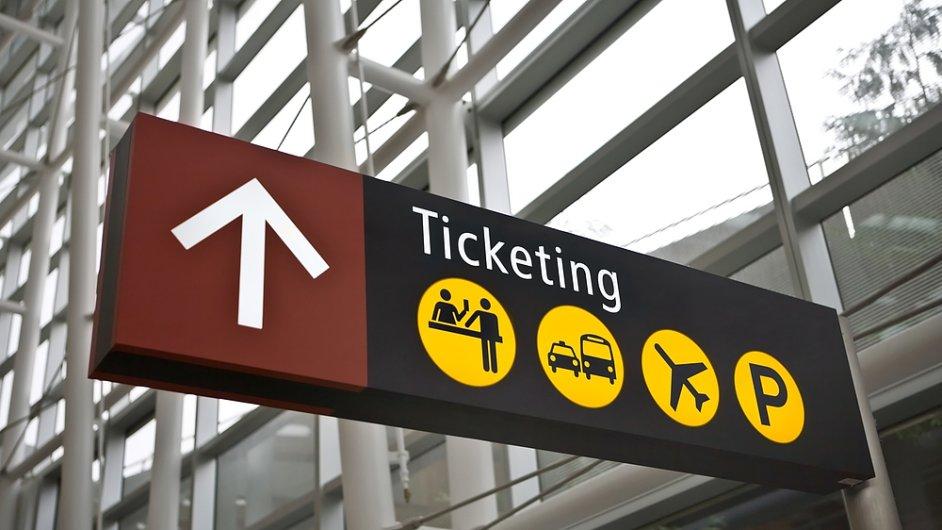 Cena letenky stejné kategorie může záviset i na tom, zda jste byznysmen, nebo běžný turista.