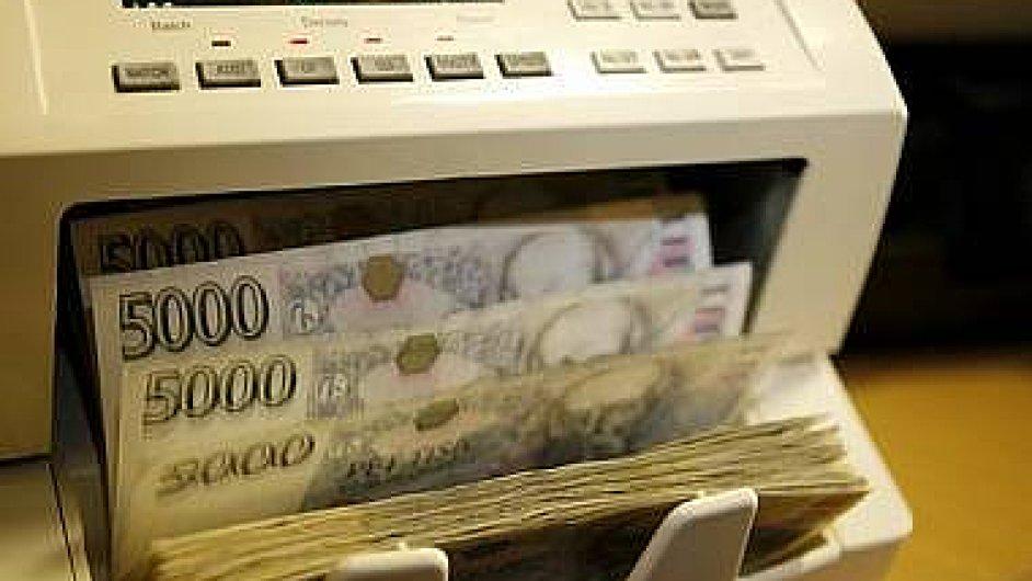 Peníze hrají v sociální sféře největší úlohu.