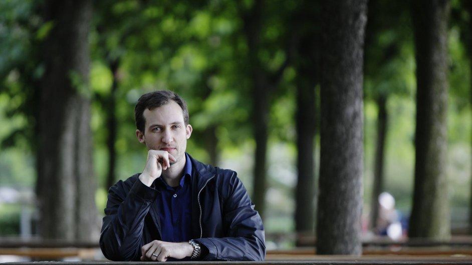 Michal Hrabí, JIC