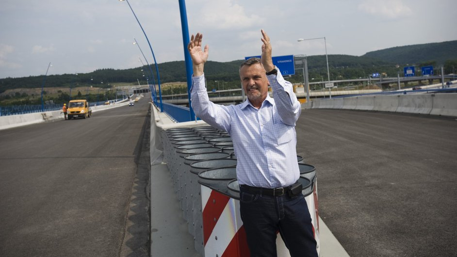 Alfréd Brunclík na archivním snímku z roku 2010