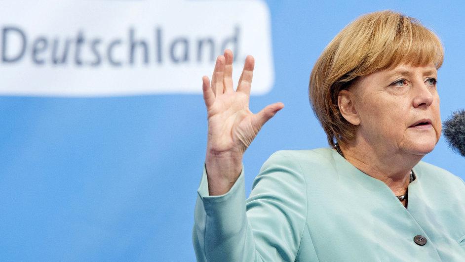 S německou ekonomickou a finanční silou se to přehání
