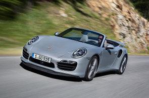 Porsche 911 Turbo přišlo o střechu. Zrychlit na stovku zvládne za 3,2 sekundy