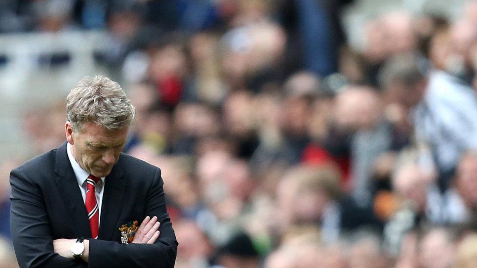 Odvolaný kouč Manchesteru United David Moyes