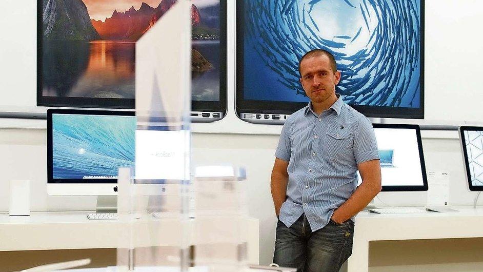 Vít Goluch, šéf iStyle v Česku a na Slovensku
