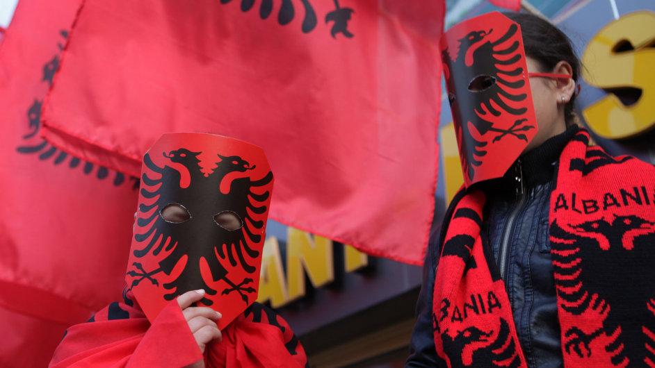 100. výročí nezávislé Albánie
