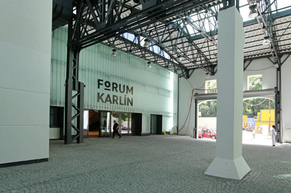 Otevírá se Forum Karlín. Provoz zahájí koncertem americké skupiny ...