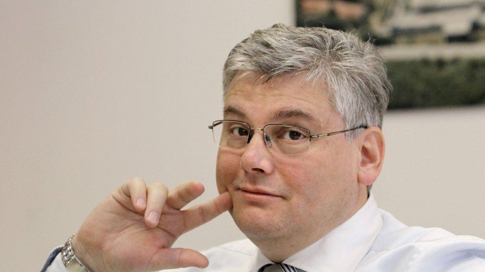 ředitel nemocnice Motol Miloslav Ludvík
