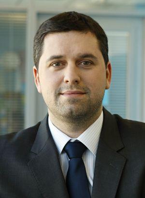 Martin Hruška, manažer obchodní divize pro malé a střední podniky společnosti Microsoft