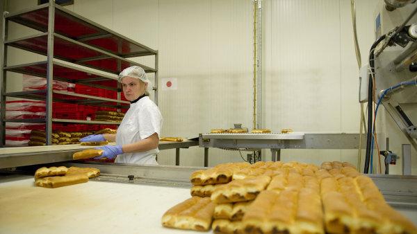 V�t�inu v United Bakeries p�eb�raj� Lucembur�an�.