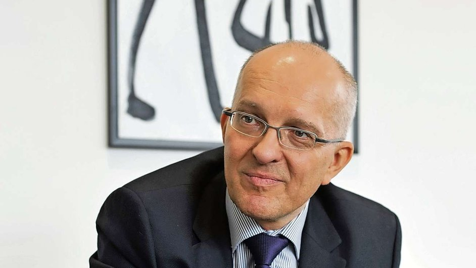 Ředitel General Electric pro střední a východní Evropu Peter Stračár