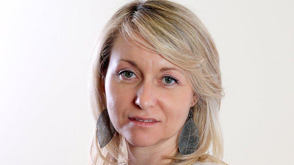 Personalistka Jitka Součková