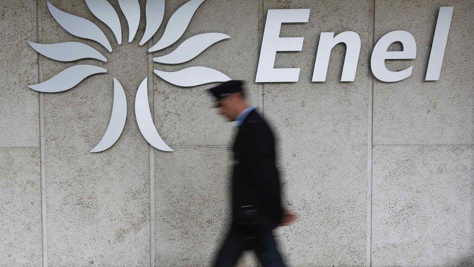 Italský energetický koncern Enel