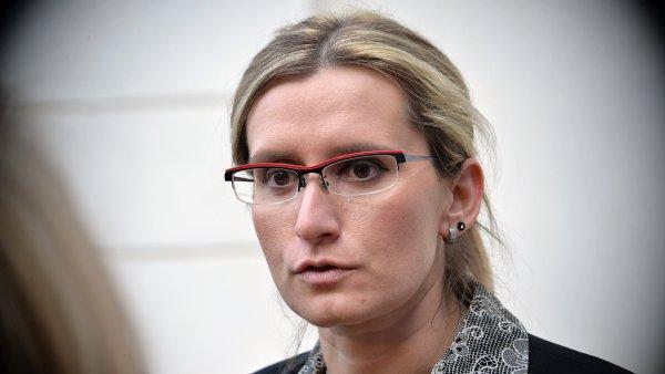 Ministryn� pro m�stn� rozvoj Karla �lechtov�.