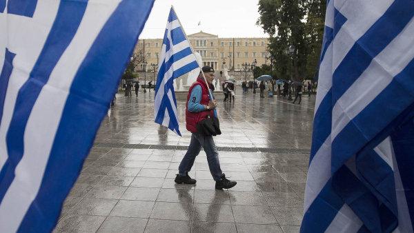 Brzy se ukáže, že za mnohem kratší konec provazu tahá Řecko.