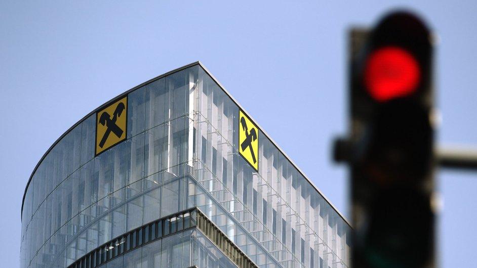 Raiffeisen Bank International bude možná již druhý rok hospodařit se ztrátou (ilustrační foto).