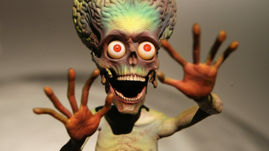 Výstava Tim Burton a jeho svět začala vloni v dubnu.
