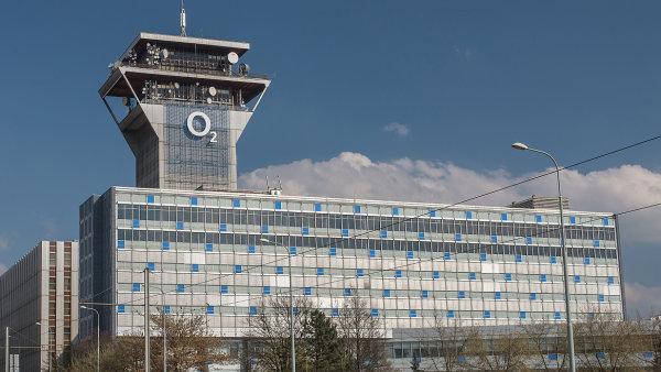 Budova O2 v Praze.
