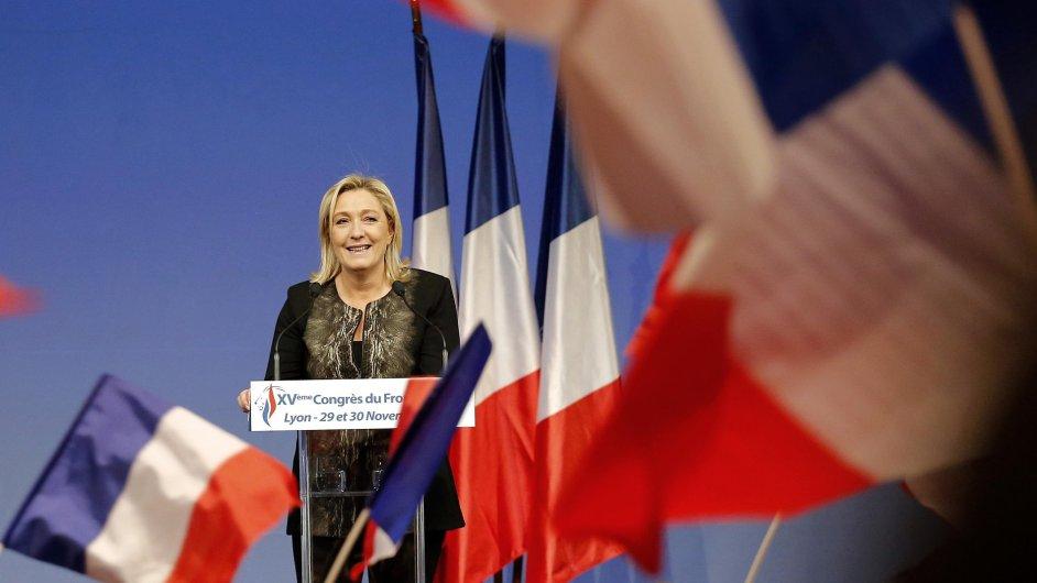 Marine Le Penová, ilustrační foto.