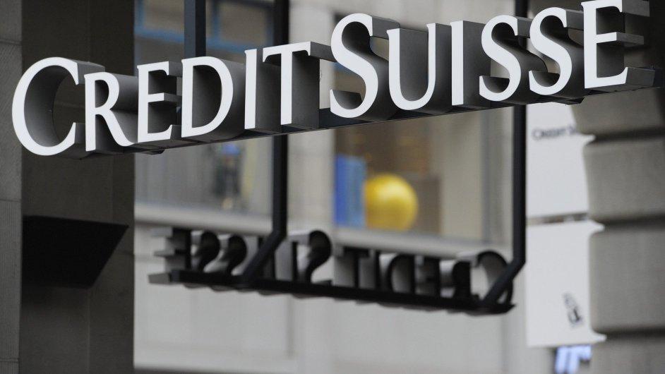 Zisk banky Credit Suisse za první čtvrtletí překonal odhady analytiků.
