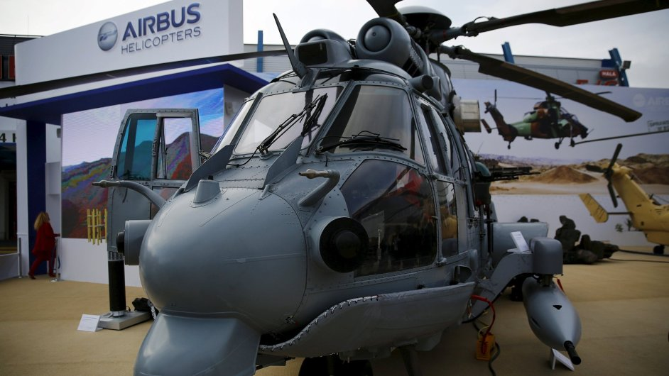 Polsko nakoupí zhruba sedm desítek víceúčelových vrtulníků EC725 Caracal.