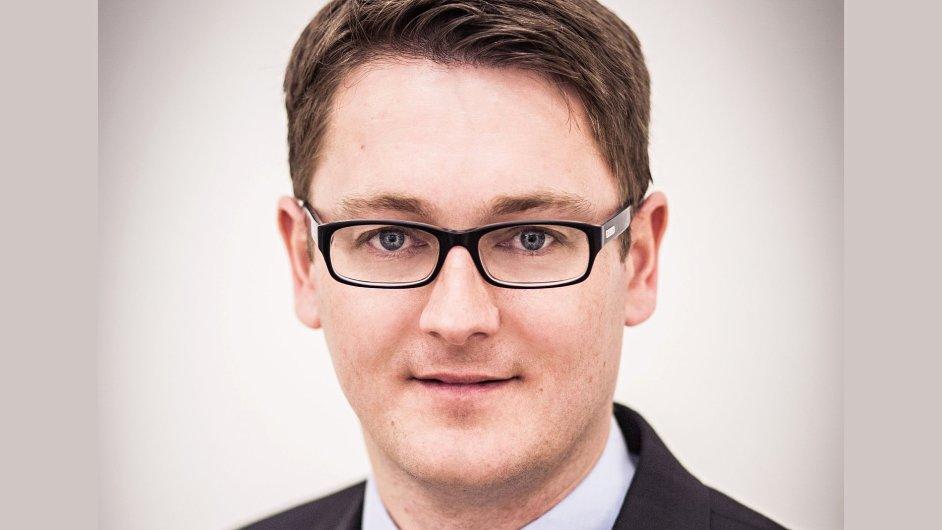 Ondřej Špalek, Chief Operating Officer developerské společnosti Panattoni Europe v ČR