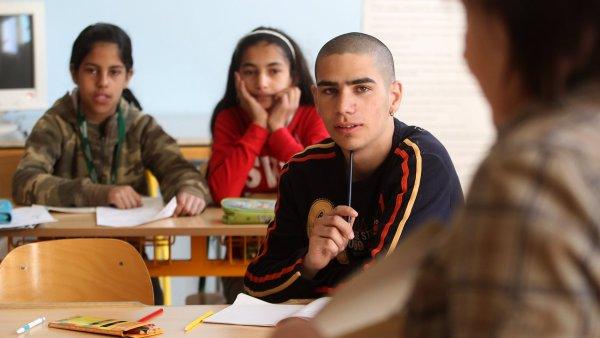 Poměr romských dětí navštěvujících speciální školy je nesouměřitelný s poměrem dětí většinové populace - ilustrační foto.