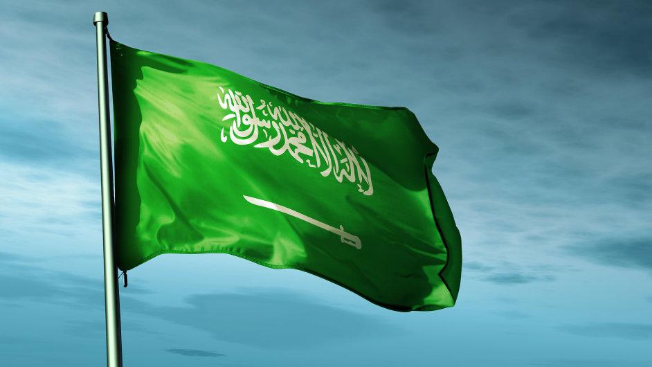 Saúdská Arábie, vlajka