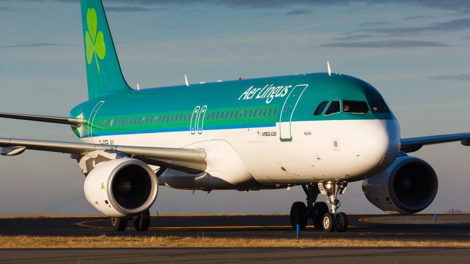 Letoun společnosti Aer Lingus