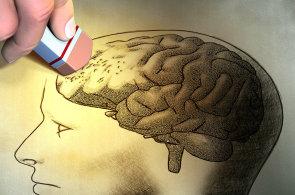 Digitální amnezie; chytrá zařízení ohrožují naši paměť – ilustrace