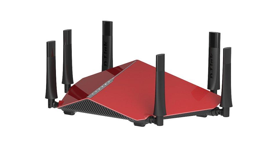 Domácí router D-Link DIR-890L