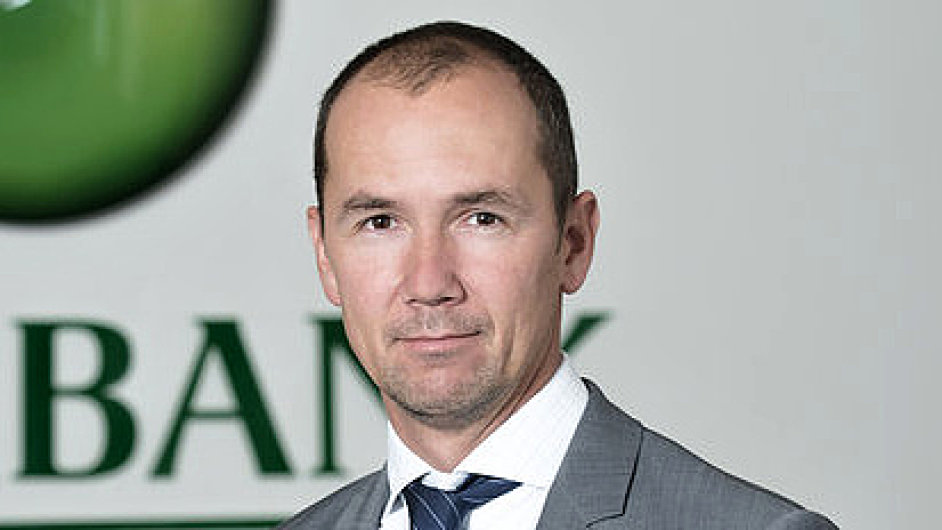 Richard Paulík, ředitel korporátního bankovnictví a strukturovaného financování Sberbank CZ